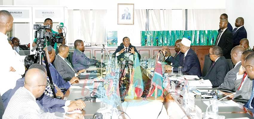 Africa's development agenda could be achieved via experience sharing among countries on the continent.