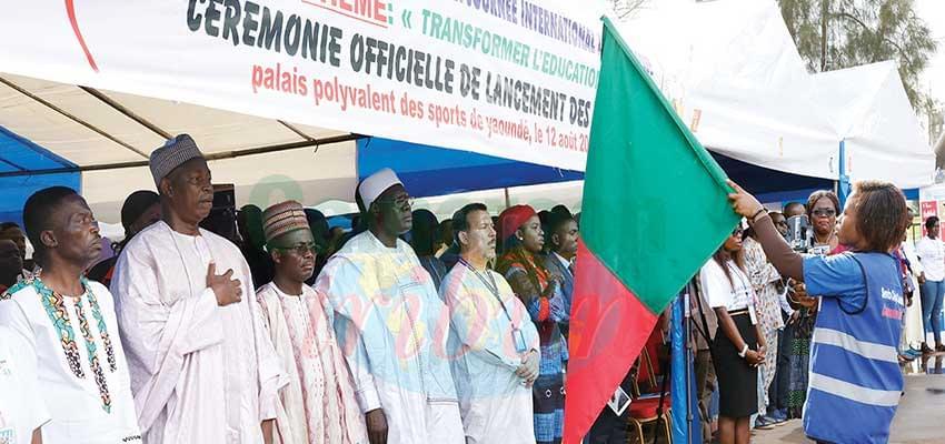 Yaoundé : la journée de la jeunesse célébrée