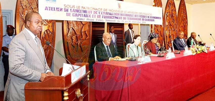 Image : Lutte contre le blanchiment de capitaux: le Cameroun mesure les risques