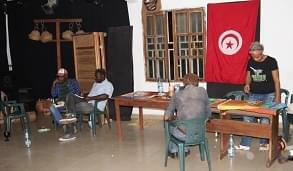 Artists' Residency: Cameroonians, Beninois, Tunisians Compare Notes