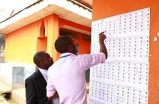ELECAM is on track with electoral preparation.