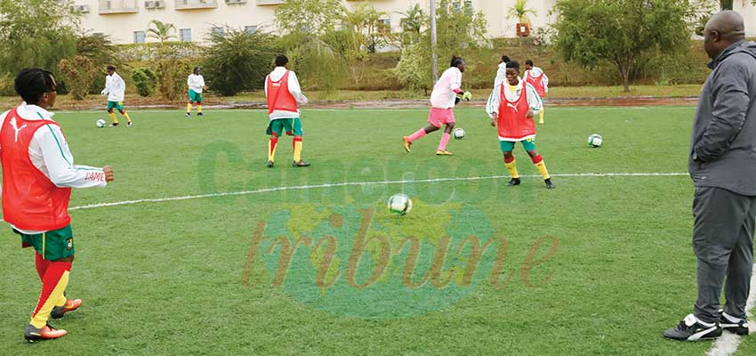 FIFA Women World Cup: Lionesses Intensify Training