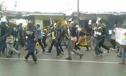 Image : Manifestations illégale: jusqu'où ne pas aller