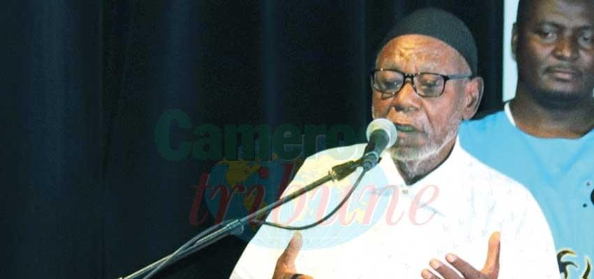 Hommage: Tapis rouge pour Dikongue Pipa