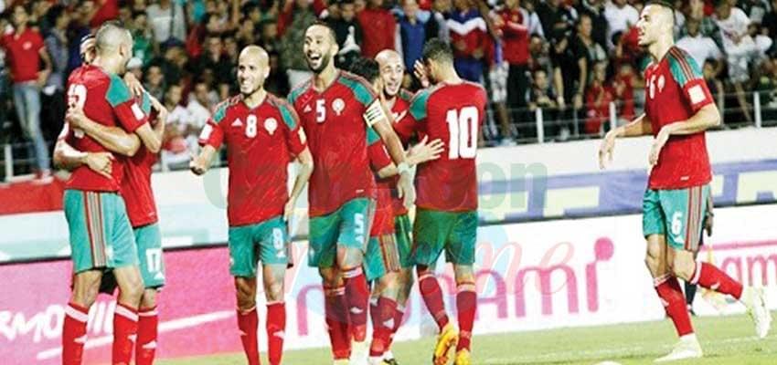 Image : Eliminatoires CAN 2019: les Lions tombent à Casablanca