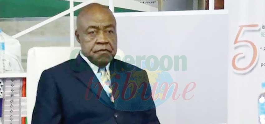 Le Cameroun était représenté par le ministre des Arts et la Culture, Bidoung Mkpatt.