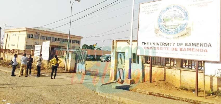 University of Bamenda  : Promoting Anglo-Saxon Culture Through Teaching