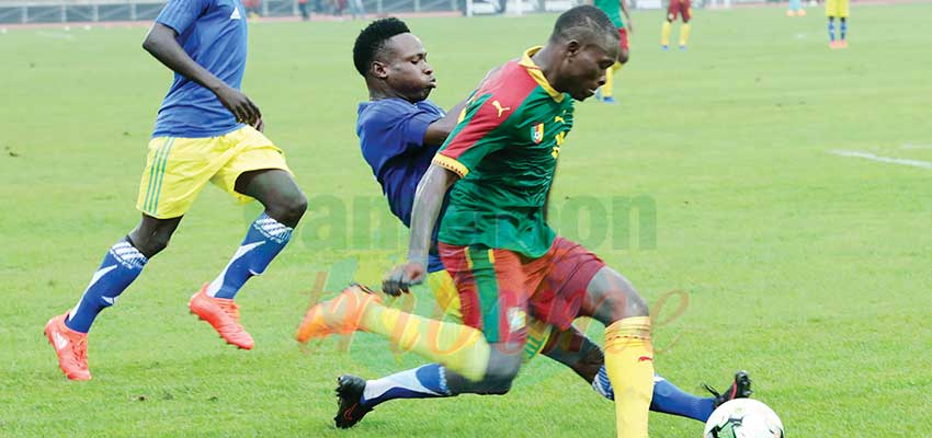 U23 AFCON Qualifiers: Cameroon Braces Up For Round Two