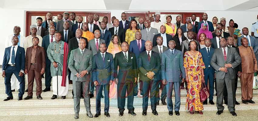 Cameroon seeks to become industrialised by 2035.