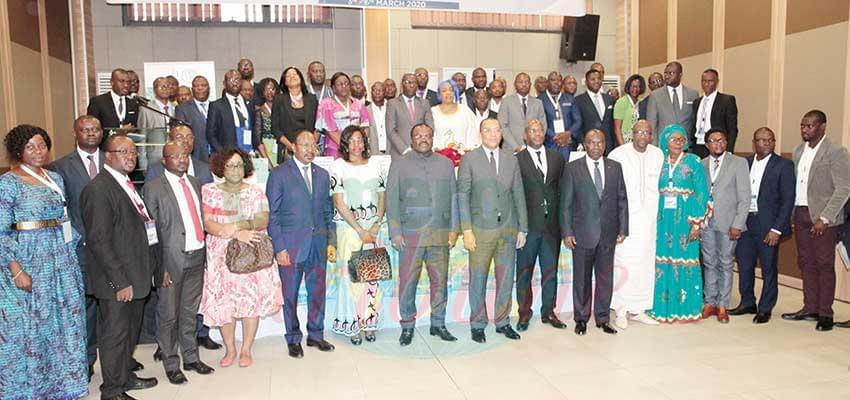 Ports d'Afrique de l'Ouest et du Centre : objectif : la compétitivité internationale