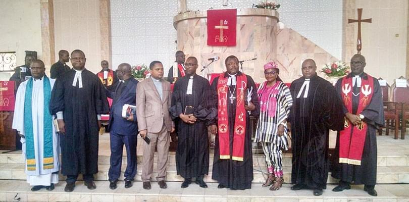 Image : 2018 Protestant Week: Member Churches Pray For Peace