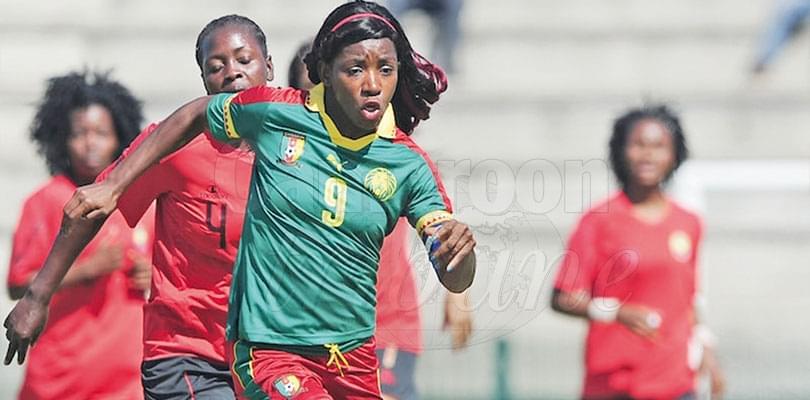 Image : Coupe féminine de la Cosafa: les Lionnes dos au mur