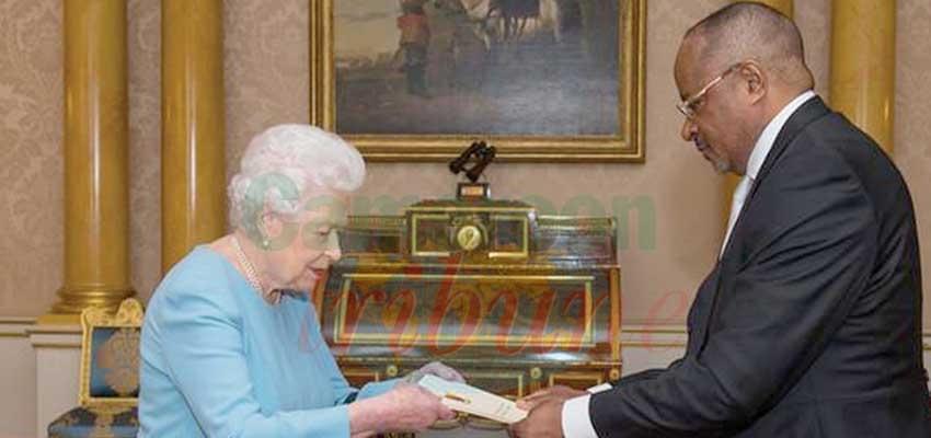 Image : Grande-Bretagne: Le haut-commissaire du Cameroun prend fonction