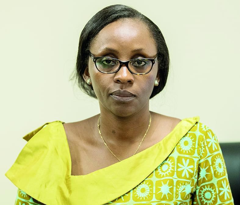 Lidwine Ongolo Nyanguinda : passionnée de développement local