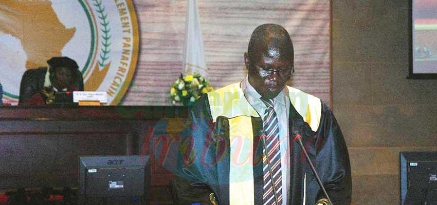 Parlement panafricain : fin de session à Midrand