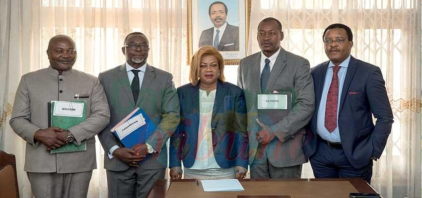 Promotion des investissements: quatre conventions signées