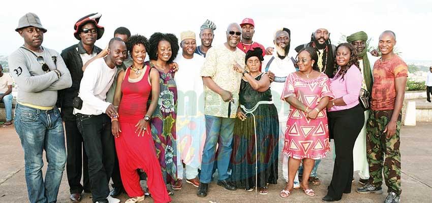 Manu Dibango :  un amour de Cameroun