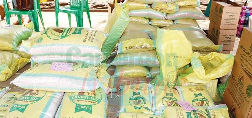 """Image : """"Made In Cameroon"""" Rice: Adoption Increases, But Supply Stagnates"""