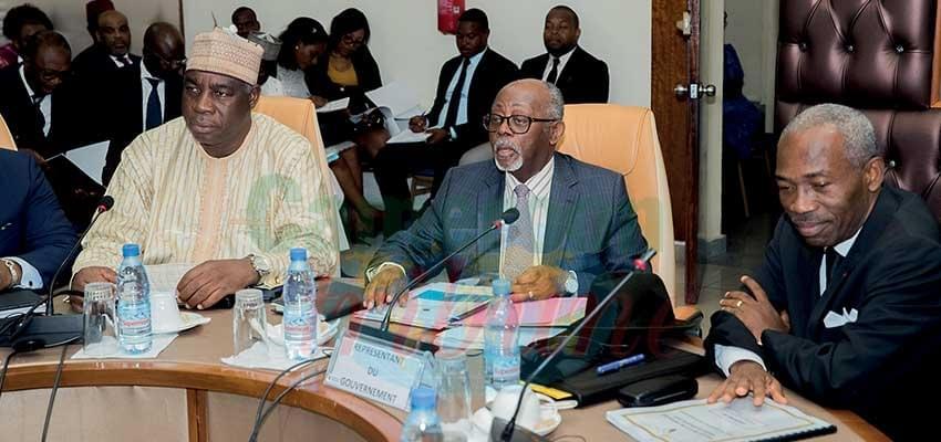 Image : External Relations: Minister Defends FCFA 37 billion Draft Budget