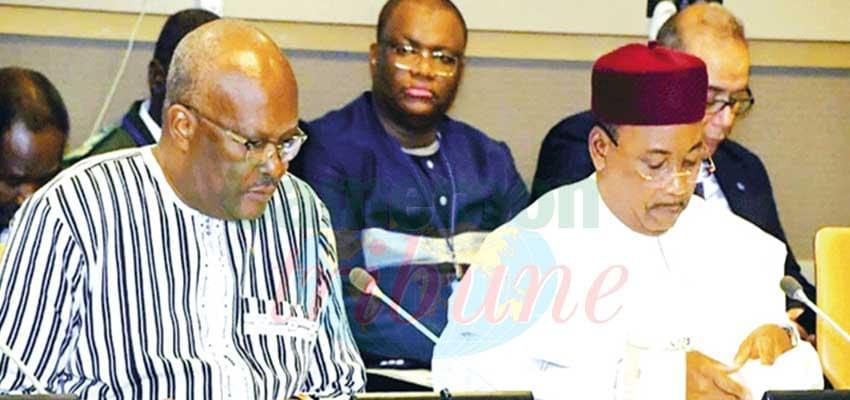 L'Afrique demande la mise en oeuvre effective de l'Accord de Paris 2015.