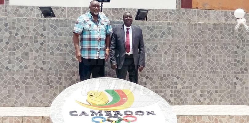 Olympisme: un hôte libérien au Cameroun