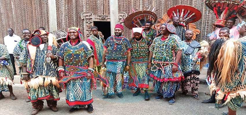 Patrimoine : Bandenkop au rythme du « Nzeuh »