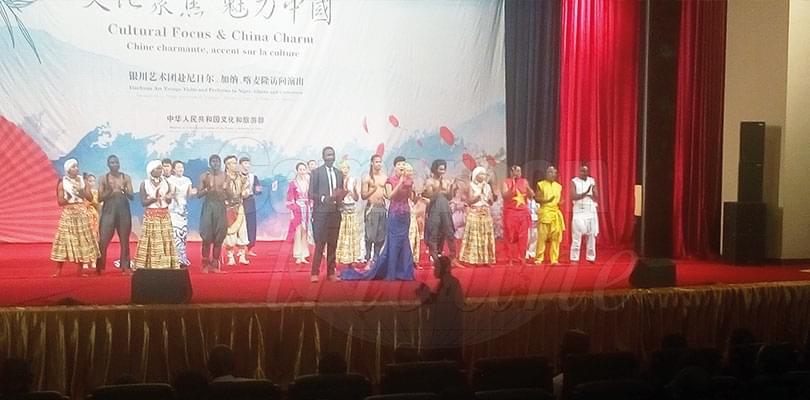 Coopération Chine-Cameroun: le show du Théâtre des arts de Yinchuan
