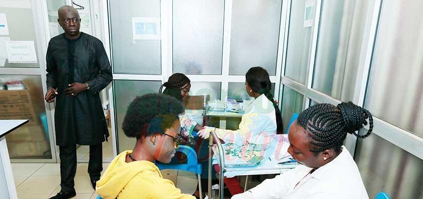 32nd World AIDS Day : CIRCB Organises Free HIV Screening