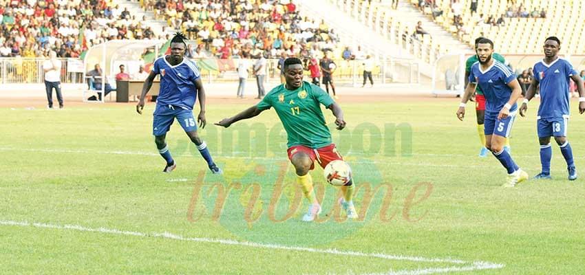 Préparation du CHAN : les Lions A' s'imposent face au Tchad