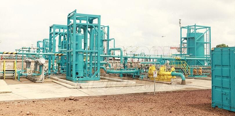 Image : Centrale à gaz: le plus de Logbaba