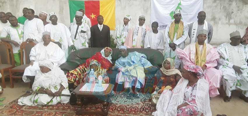 ANDP : Hamadou Moustapha galvanise ses troupes