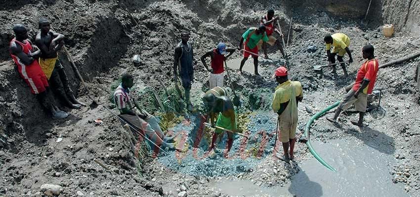 Image : Eradicating Conflict Diamond : Cameroon Records Progress