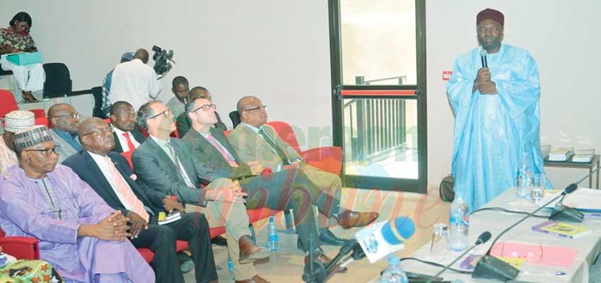 Livre:« Fils de prélat » se produit à N'Djamena