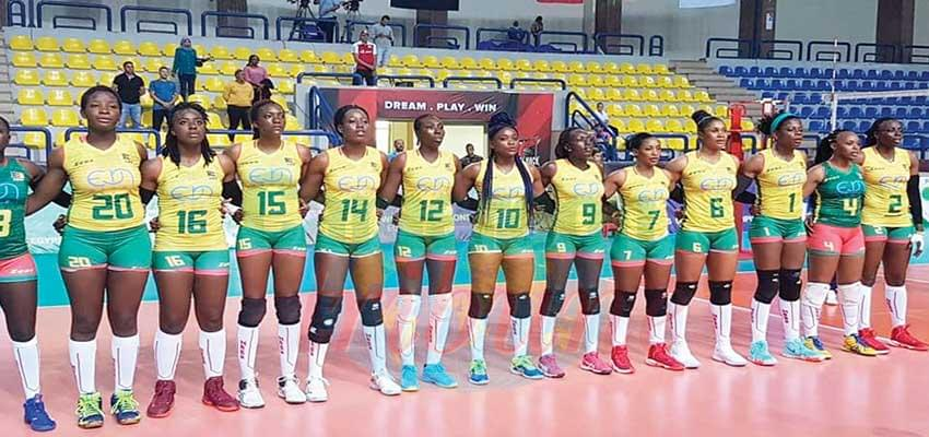 The volleyball Lionesses are out to defend their title.