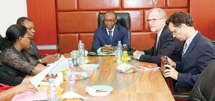 Un partenariat pour le bénéfice des PME camerounaises.
