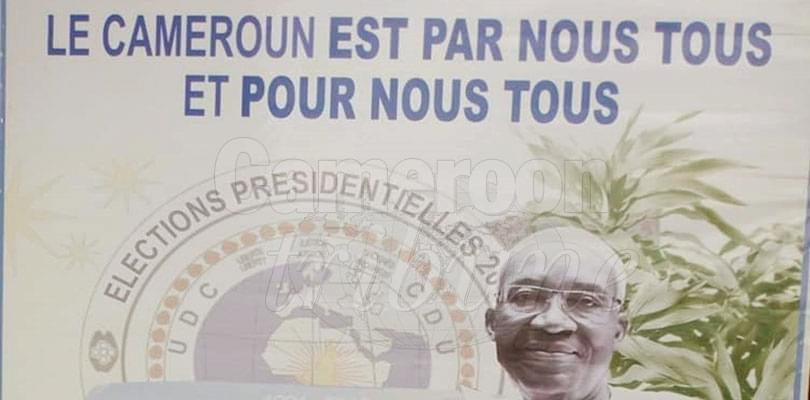 Image : Adamou Ndam Njoya: tous pour le Cameroun