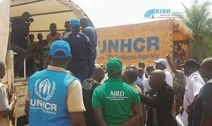 Image : CAR: Over 300 Refugees Voluntarily Return Home