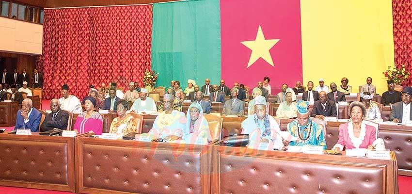 Parlement : une session extraordinaire convoquée