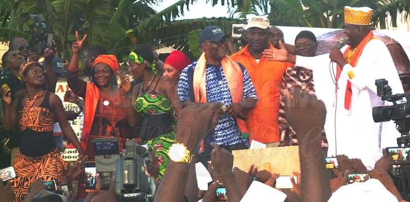 Image : Adamaoua: Akere Muna Promises Anti-Graft Drive