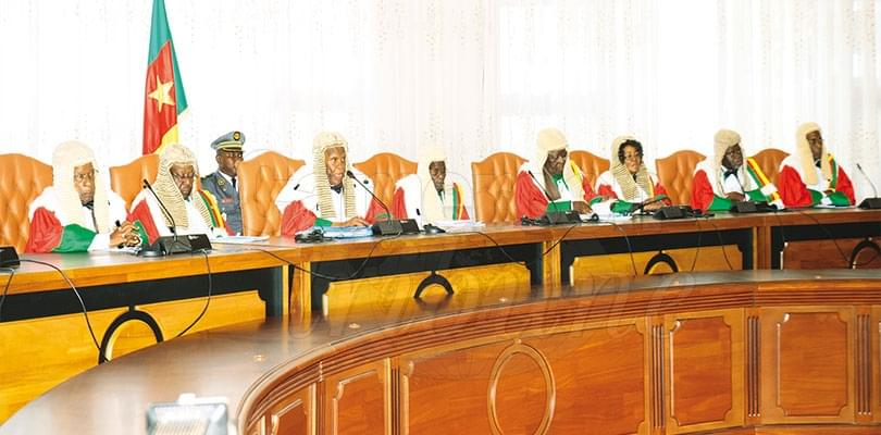 Image : 2018 Presidential Election: Constitutional Council To Rule On 18 Petitions