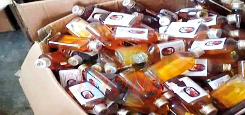 Bépanda : une fabrique de faux médicaments démantelée