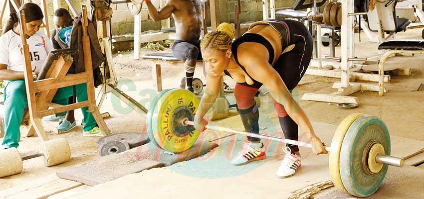 CAN d'haltérophilie: une trentaine d'athlètes en stage
