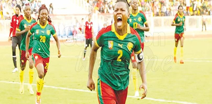 Image : 2019 WAFCON: Indomitable Lionesses Poised For Victory