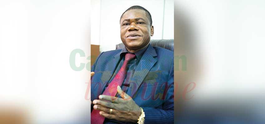 Pr. Joseph Vincent Ntuda Ebode, géostratège