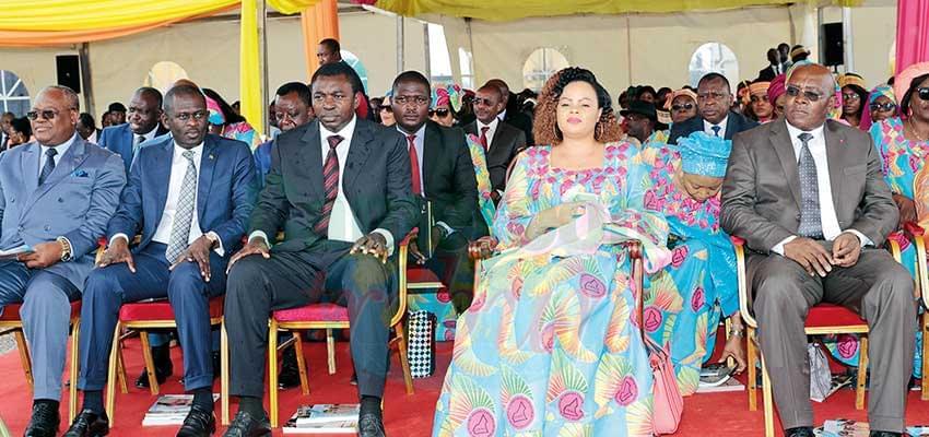La cérémonie a connu une forte participation des autorités et élites de l'Est.