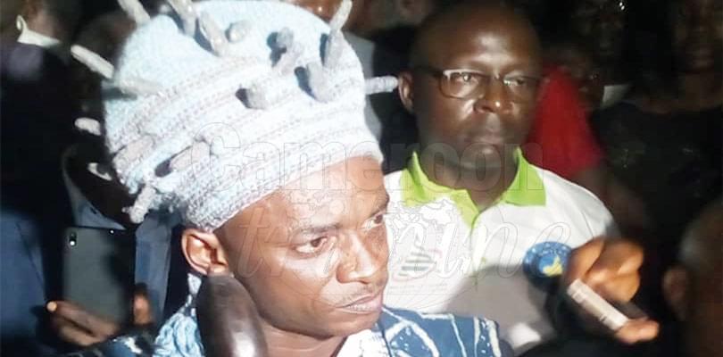 Image : Bafoussam: Cabral Libii promet l'urbanisation