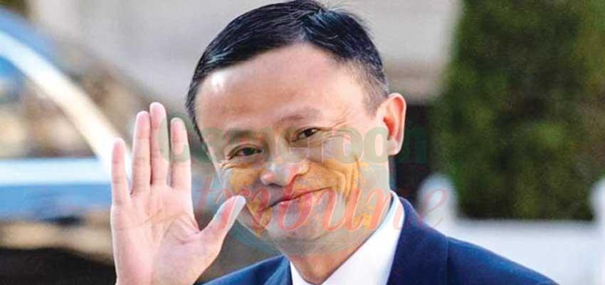 China : Billionaire Jack Ma Donates to Africa