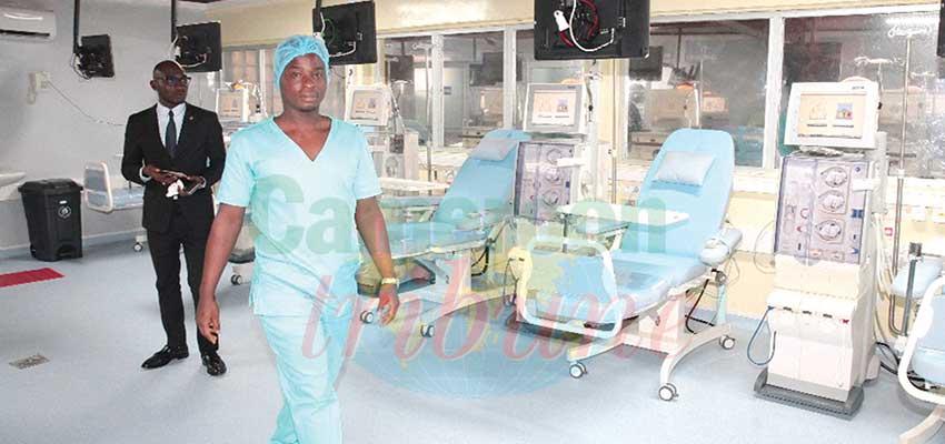 Hémodialyse: un nouveau centre inauguré