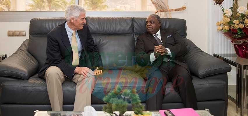 Image : MINCOM: Minister Sadi Receives US Ambassador