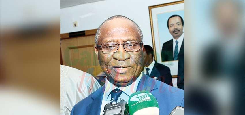 Ousmane Dore, directeur général sortant du Bureau régional pour l'Afrique centrale du Groupe de la Banque africaine de développement (BAD)